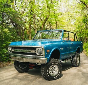 1970 Chevrolet Blazer 4WD for sale 101135815