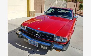1983 Mercedes-Benz 380SL for sale 101135816