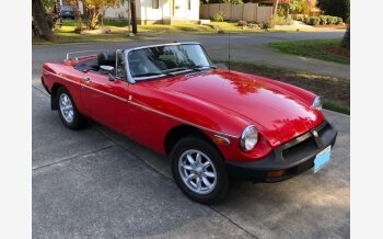 1976 MG MGB for sale 101135818