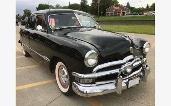 1950 Ford Custom Classics for Sale - Classics on Autotrader