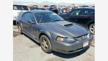 2003 Ford Mustang Coupe for sale 101135869