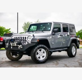 2017 Jeep Wrangler 4WD Unlimited Sport for sale 101136117