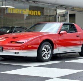 1986 Pontiac Firebird Trans Am Coupe for sale 101136138