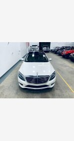 2015 Mercedes-Benz S550 Sedan for sale 101136164