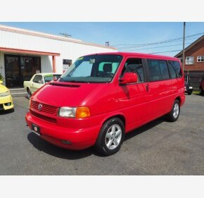 2002 Volkswagen Eurovan GLS for sale 101136178