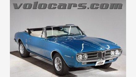 1967 Pontiac Firebird for sale 101136179