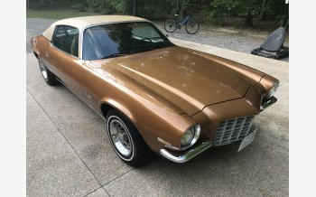 1972 Chevrolet Camaro Coupe for sale 101136209