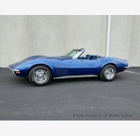1972 Chevrolet Corvette for sale 101136223