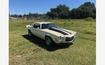 1971 Chevrolet Camaro RS Coupe for sale 101136272
