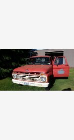 1966 Ford F100 2WD Regular Cab for sale 101136286