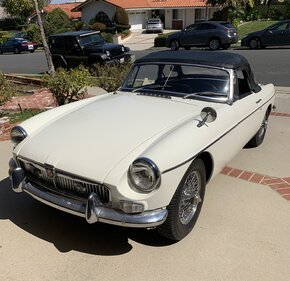 1966 MG MGB for sale 101136291