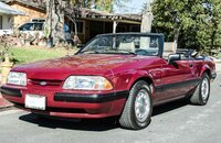1989 Ford Mustang LX Convertible for sale 101136294
