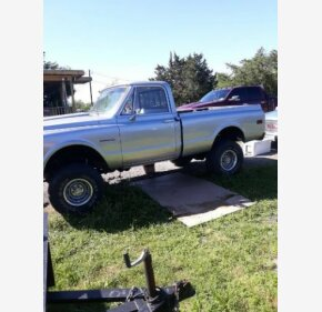 1970 Chevrolet C/K Truck for sale 101136393