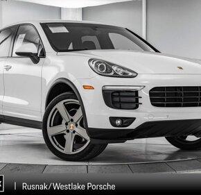 2016 Porsche Cayenne for sale 101136419