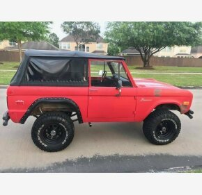 1974 Ford Bronco for sale 101136439