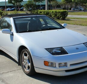 1996 Nissan 300ZX Convertible for sale 101136463