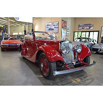 1937 Aston Martin Custom for sale 101136464