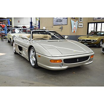 1999 Ferrari F355 Spider for sale 101136472