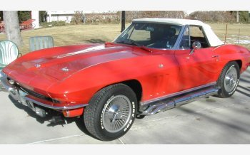 1966 Chevrolet Corvette Convertible for sale 101136484