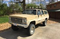 1976 Chevrolet Suburban 4WD for sale 101136493