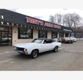 1972 Chevrolet Chevelle for sale 101136508