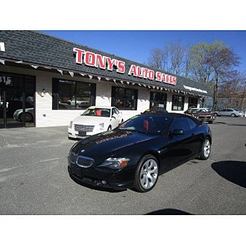 2007 BMW 650i Convertible for sale 101136514