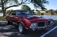 1971 Oldsmobile Cutlass Supreme Coupe for sale 101136529