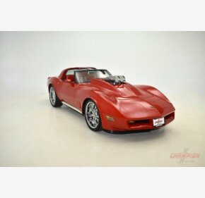 1982 Chevrolet Corvette Coupe for sale 101136599