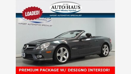 2009 Mercedes-Benz SL550 for sale 101136615