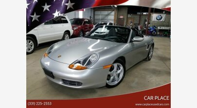 2001 Porsche Boxster for sale 101136654