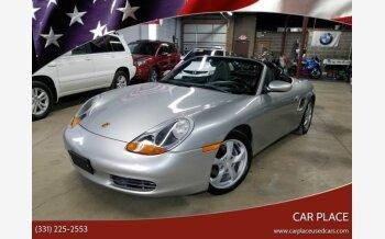 2001 Porsche Boxster for sale 101136654