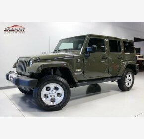 2015 Jeep Wrangler 4WD Unlimited Sahara for sale 101136665