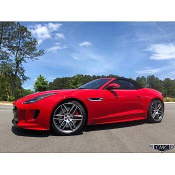 2017 Jaguar F-TYPE R Convertible for sale 101136671