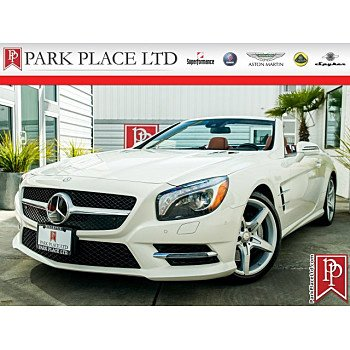 2014 Mercedes-Benz SL550 for sale 101136707