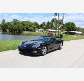 2007 Chevrolet Corvette Convertible for sale 101136720