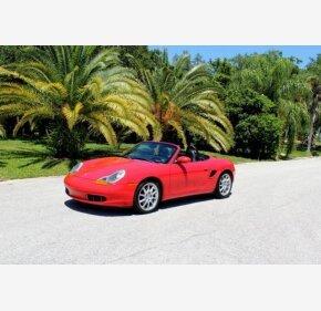 2001 Porsche Boxster for sale 101136722