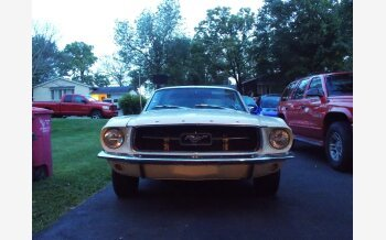 1967 Ford Mustang Coupe for sale 101136723