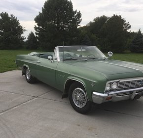 1966 Chevrolet Impala for sale 101136784