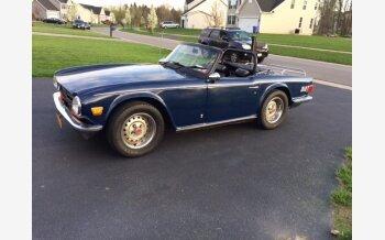 1973 Triumph TR6 for sale 101136788