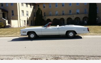 1976 Cadillac Eldorado Convertible for sale 101136790