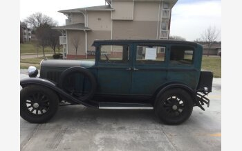 1929 Plymouth Other Plymouth Models for sale 101136791