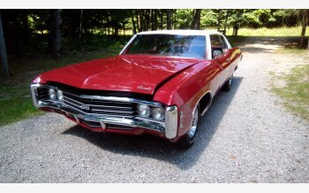 1969 Chevrolet Impala SS for sale 101136804