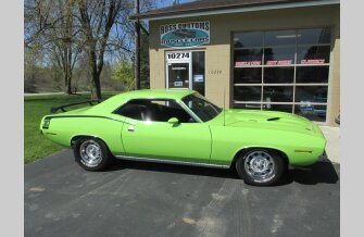 1970 Plymouth CUDA for sale 101136815