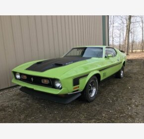 1971 Ford Mustang for sale 101136924