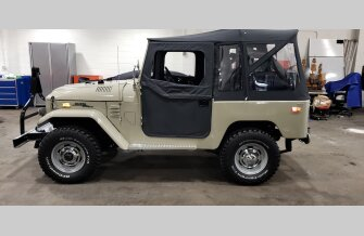 1971 Toyota Land Cruiser for sale 101136983