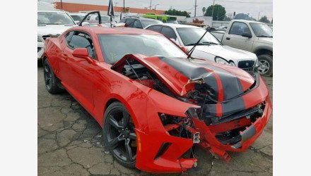 2017 Chevrolet Camaro LT Coupe for sale 101137047