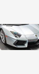 2014 Lamborghini Aventador LP 700-4 Roadster for sale 101137144