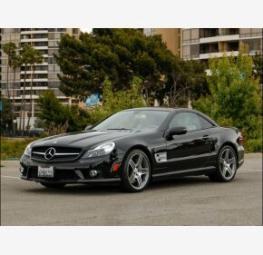 2011 Mercedes-Benz SL63 AMG for sale 101137212