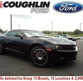 2010 Chevrolet Camaro LS Coupe for sale 101137221
