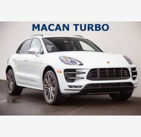 2018 Porsche Macan Turbo for sale 101137244